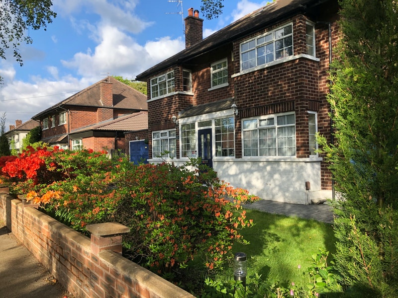 Netherwood Road, Northenden, Greater Manchester, M22