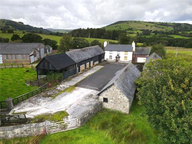 Rhayader, Powys