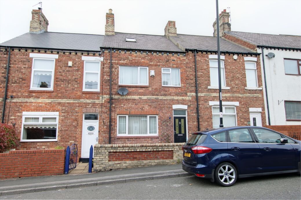 Buttsfield Terrace, Penshaw, Houghton Le Spring, DH4