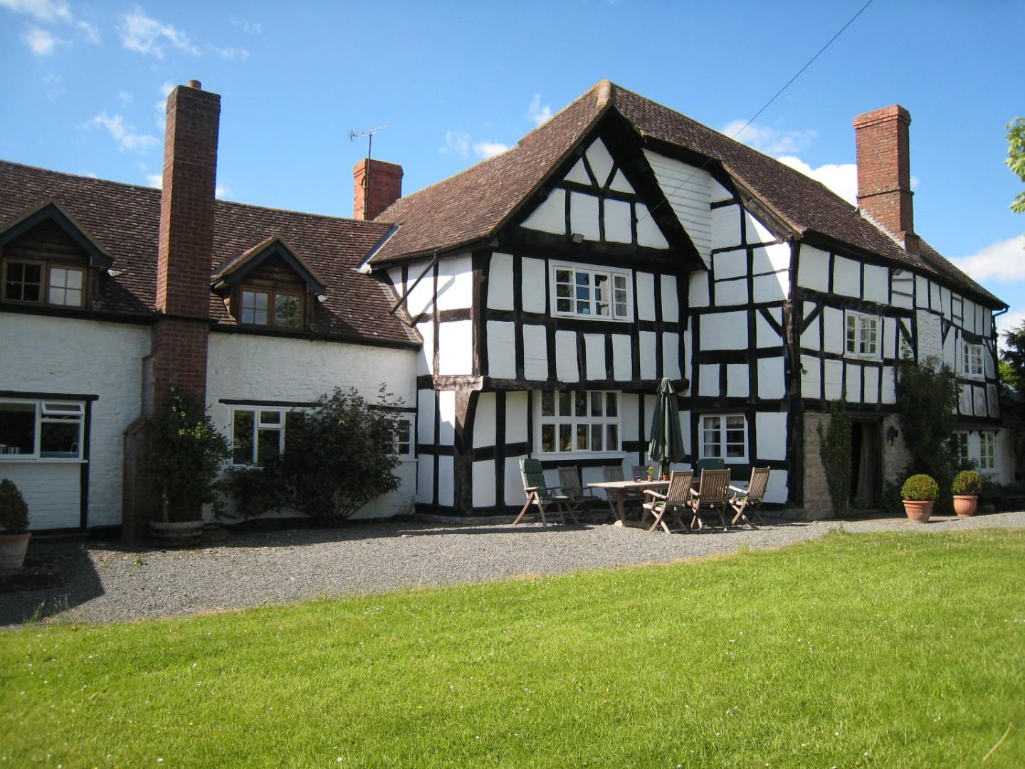 Almeley, Herefordshire,