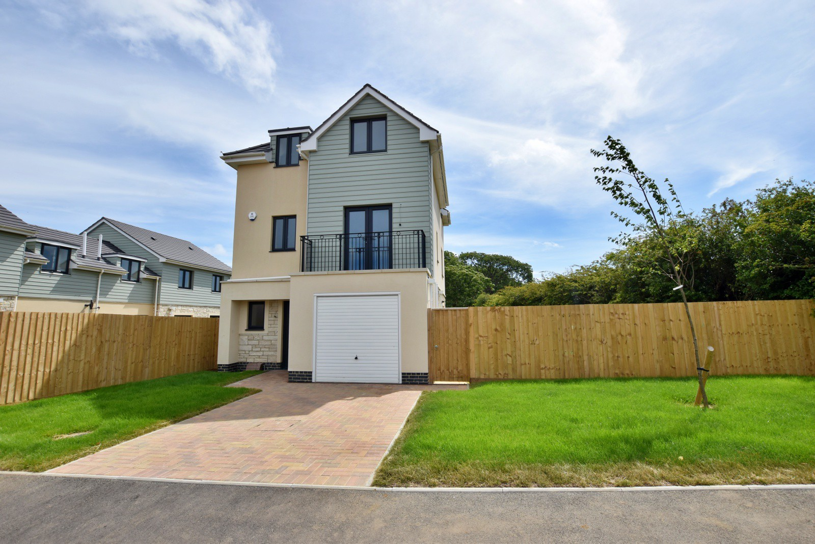 Plot 176 Pemberly, Weymouth