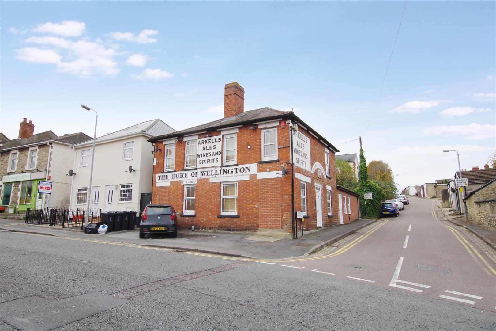 Savernake Street, Town Centre, Swindon