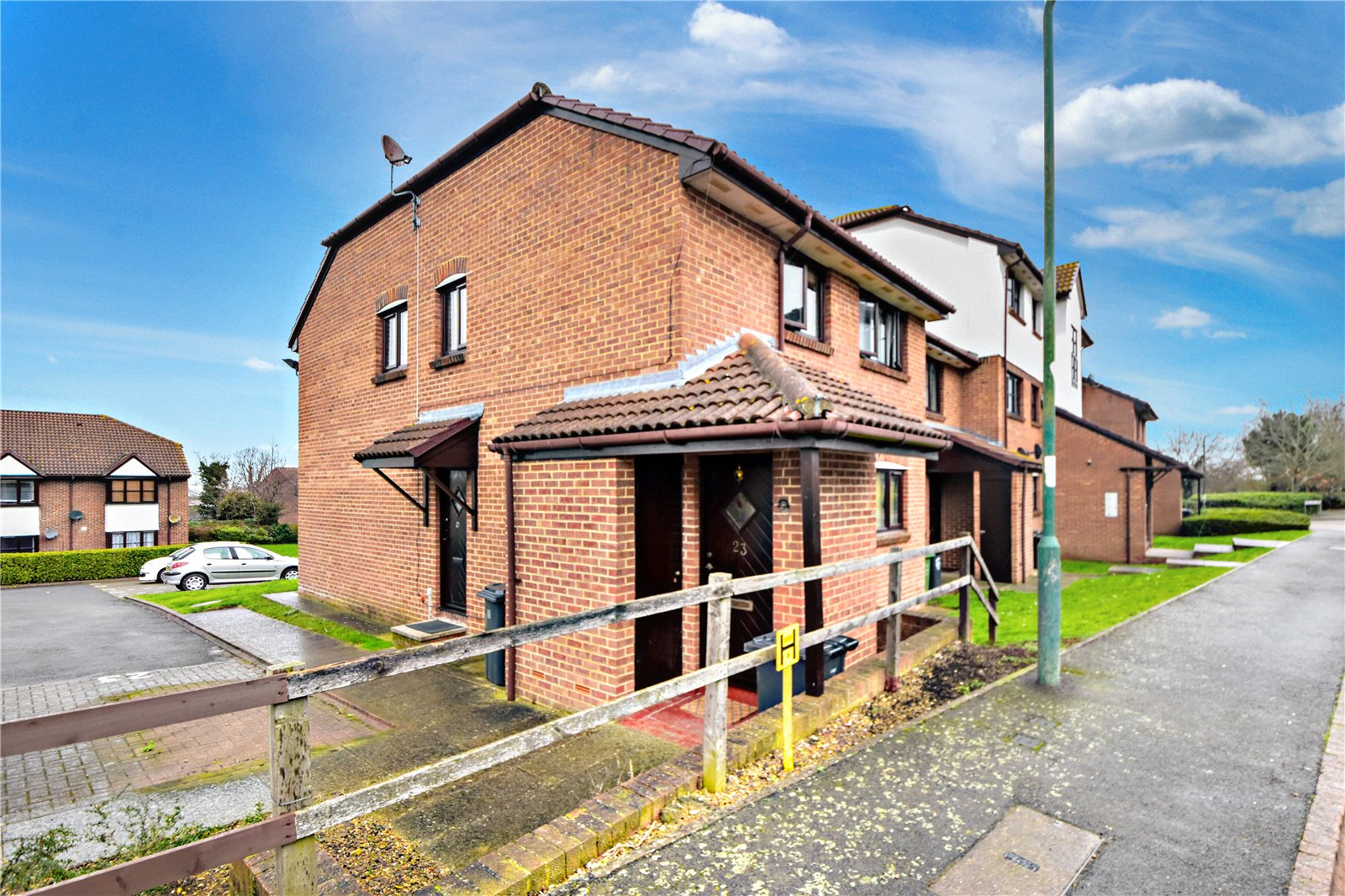 Chalice Way, Greenhithe, Kent, DA9