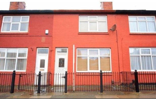 Grafton Street,  Liverpool, L8