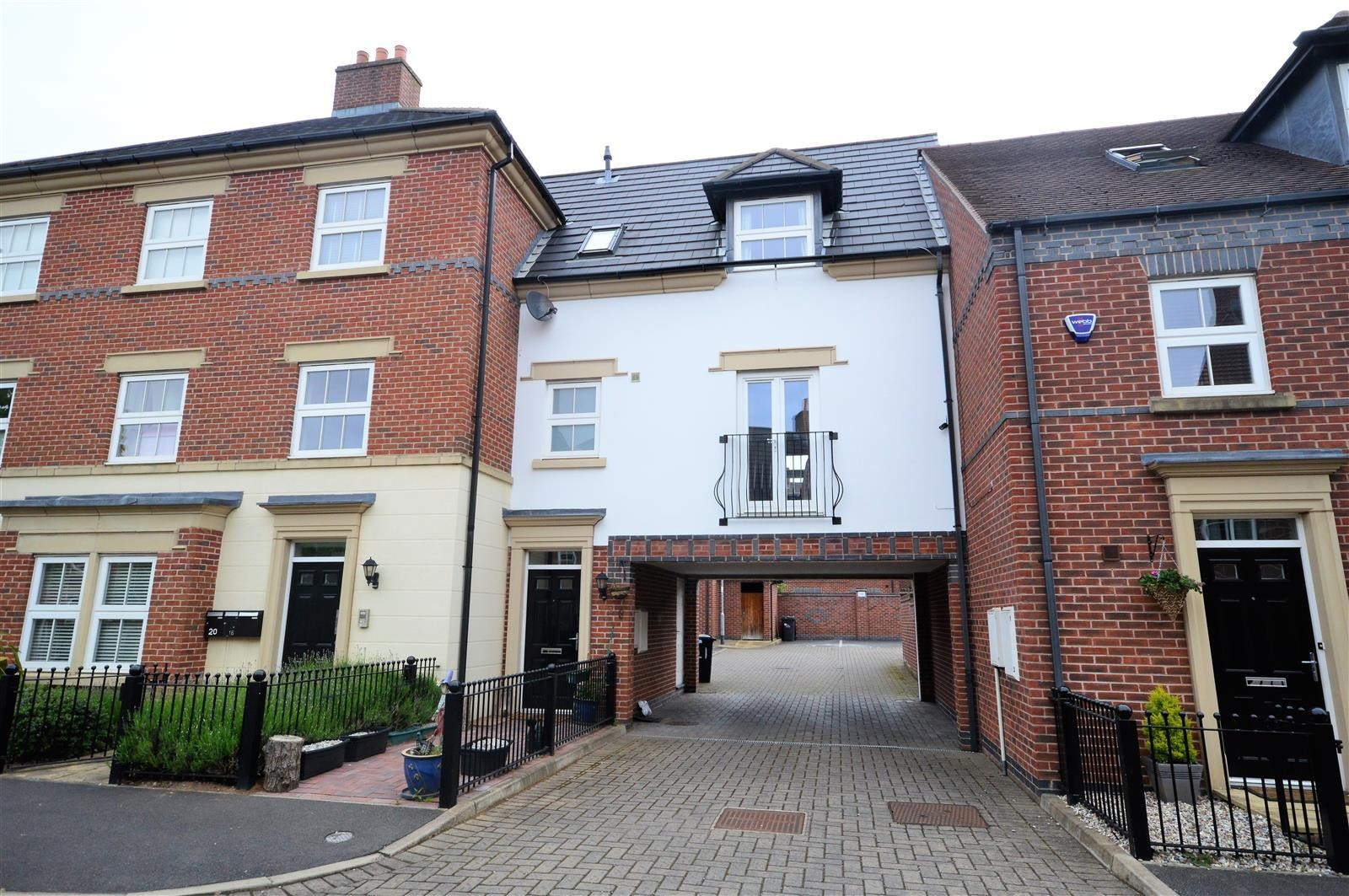 Partington Square, Daresbury, Warrington
