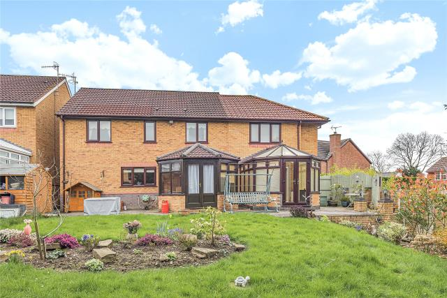 Field Close, Stoke Heath, Bromsgrove, B60
