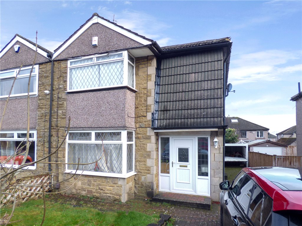 Woodside Avenue, Cottingley, Bingley