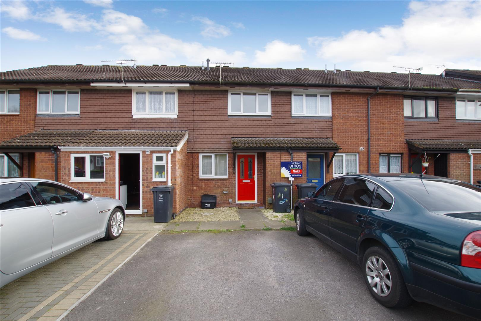 Chandos Close, Grange Park, Swindon