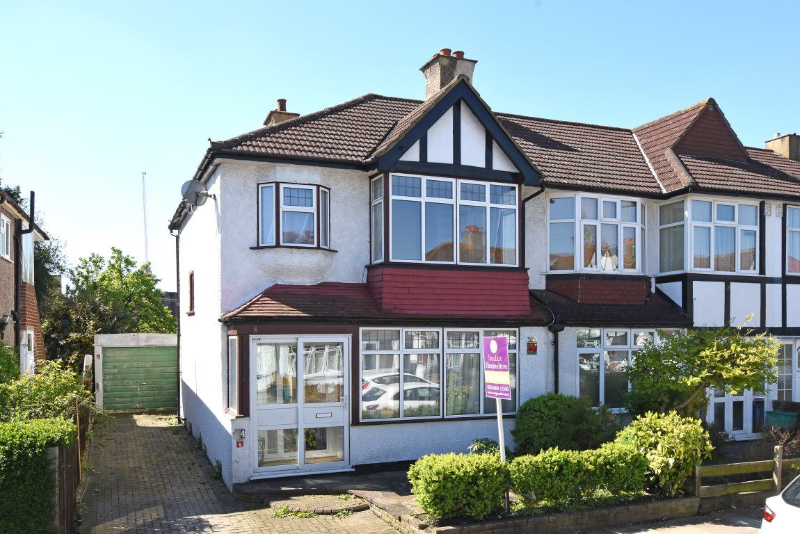 Glanville Road, Bromley