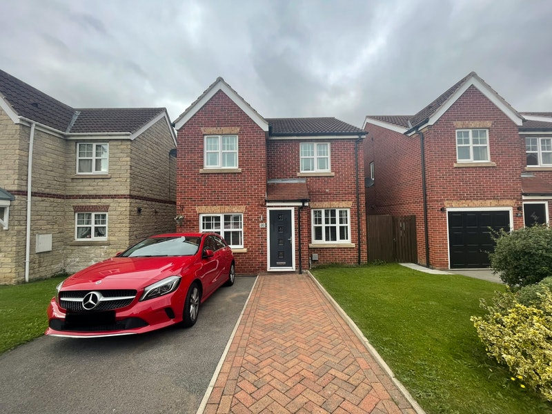 Valley Drive, Barnsley, South Yorkshire, S72