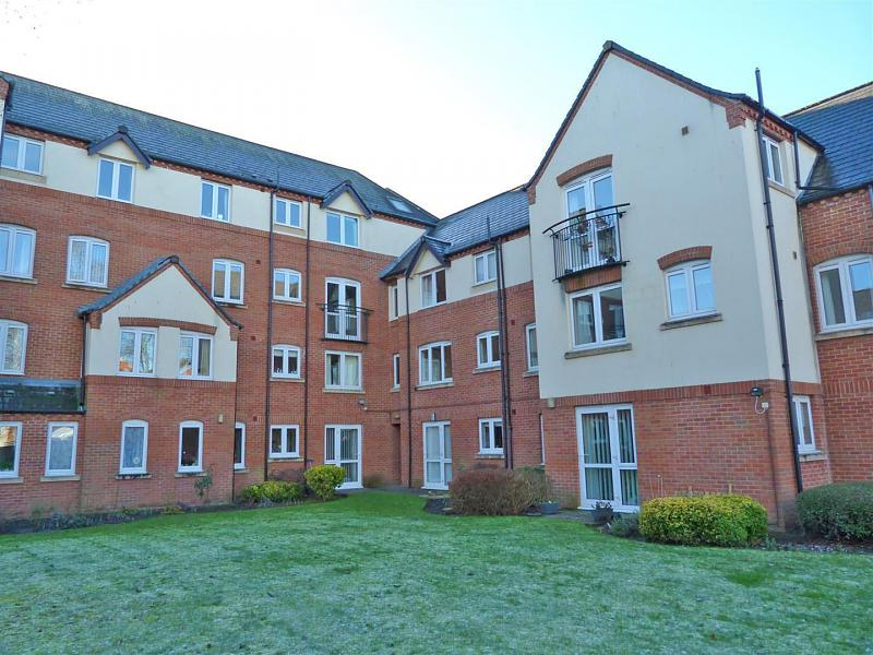 36 Watkins Court, Old Mill Close, Hereford, HR4 0AQ