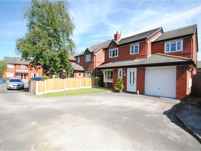 Mottram Close, GRAPPENHALL, Warrington, WA4
