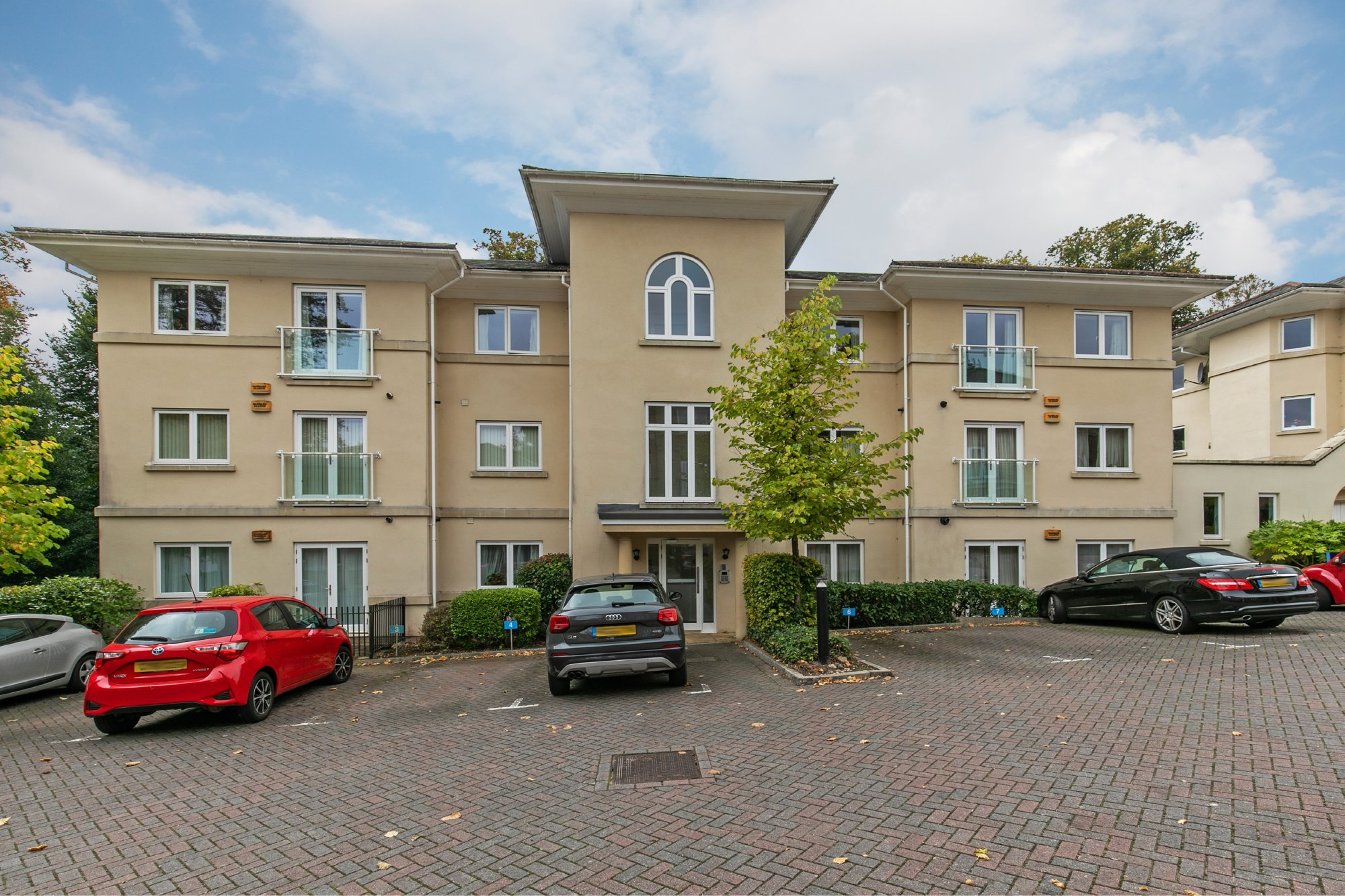 Woodlands Court, Holly Meadows, Winchester, SO22
