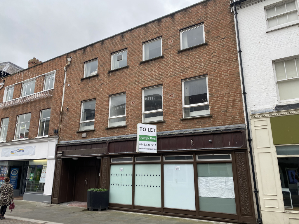 55 Commercial Street, Hereford, Hereford, Herefordshire, HR1 2ZY