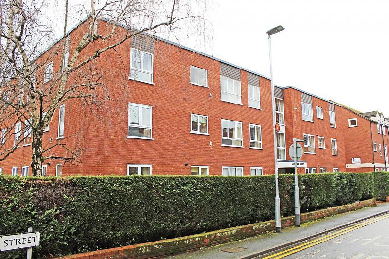Flat 6, Guardian Court, Ferrers Street, Hereford, HR1 2LP