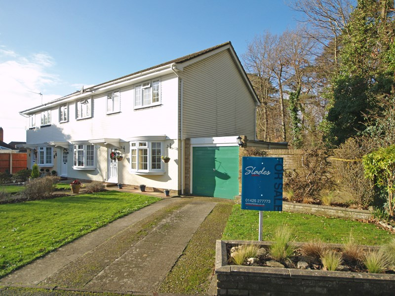 Plantation Drive, Walkford, Christchurch, Dorset, BH23