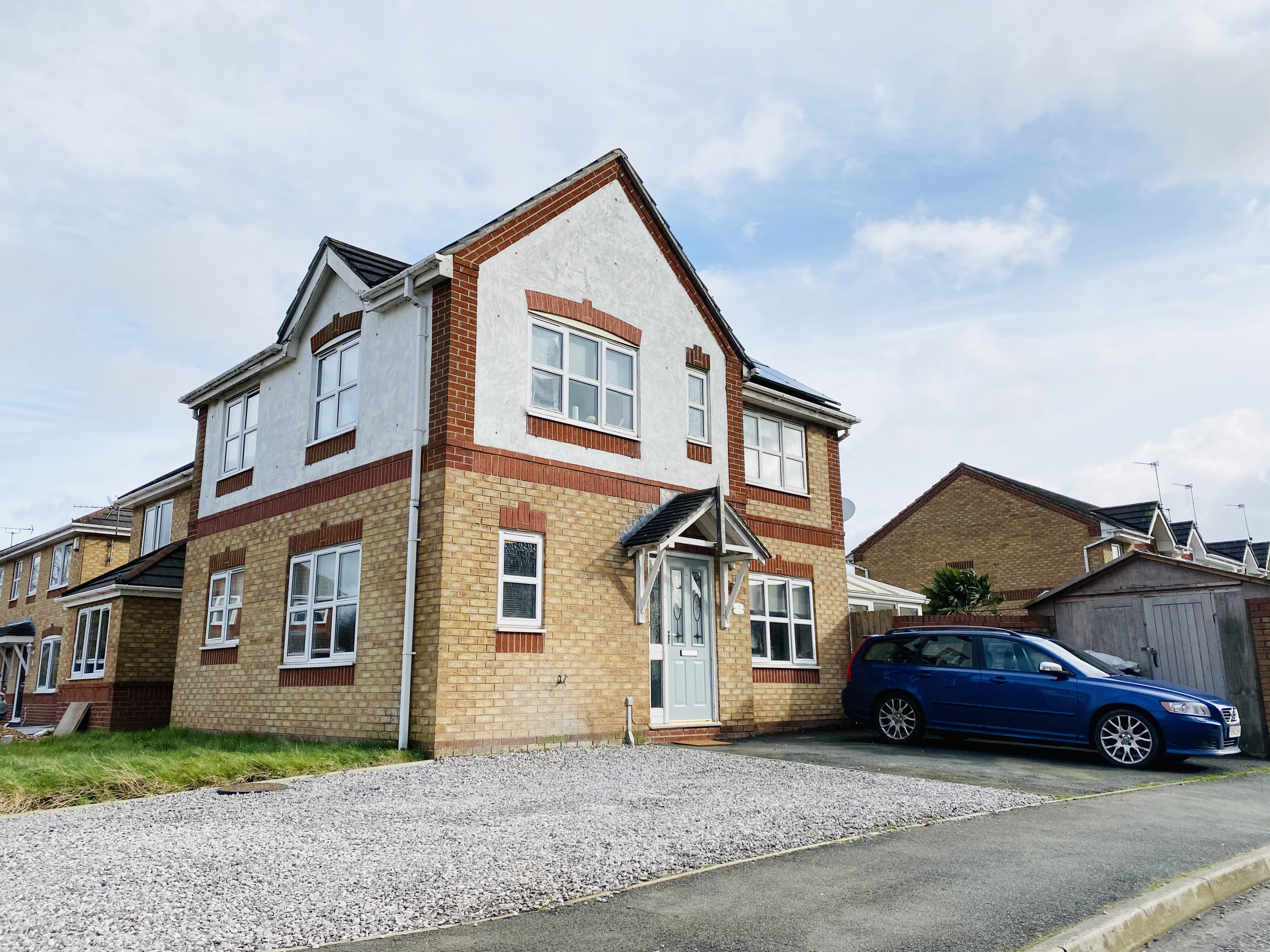 Rosewood Drive, Winsford, Cheshire