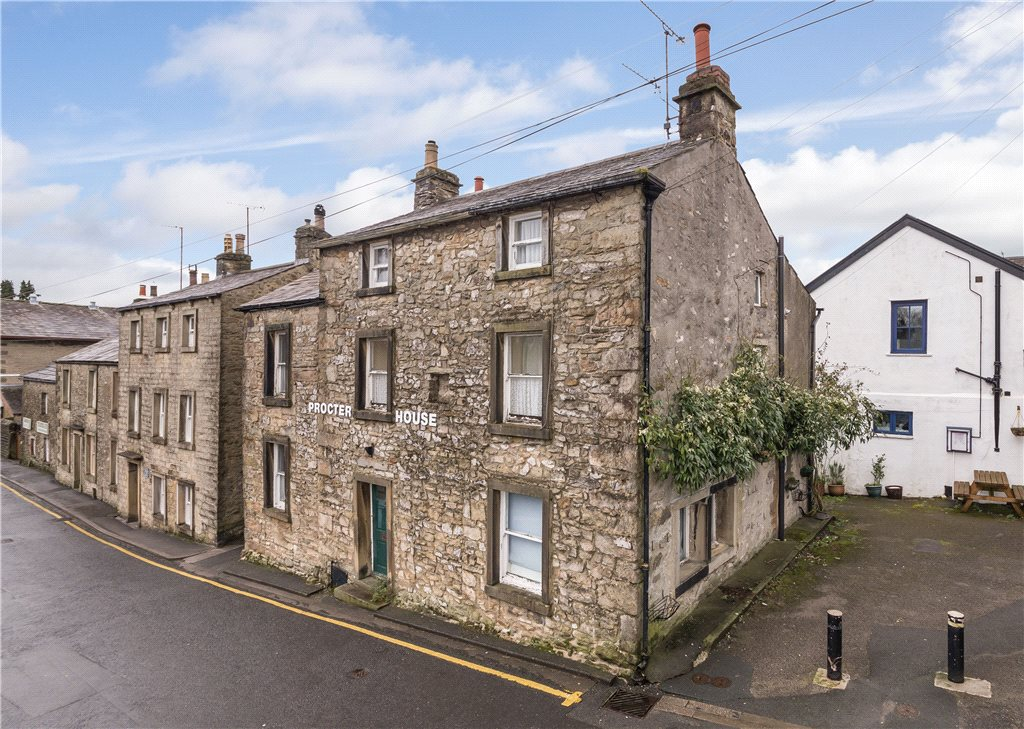 Procter House, Kirkgate, Settle, North Yorkshire