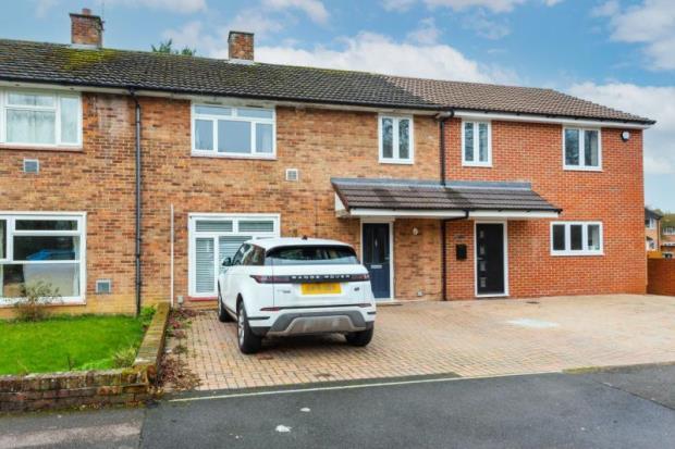 Foxwell Drive, Headington, Oxford, Oxfordshire