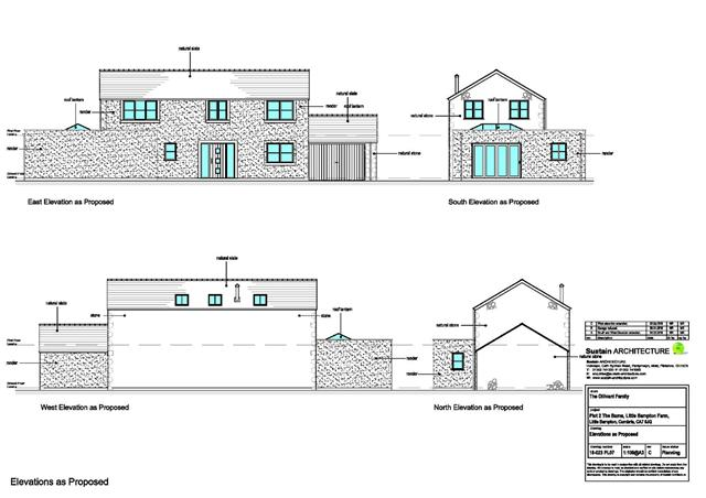 Plot 2, The Barn, Little Bampton, Wigton, Cumbria
