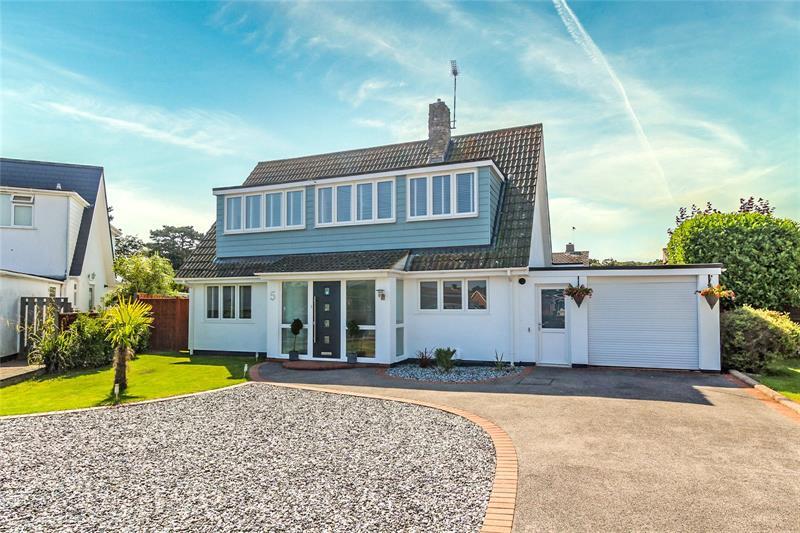Winsford Close, Highcliffe, Christchurch, Dorset, BH23