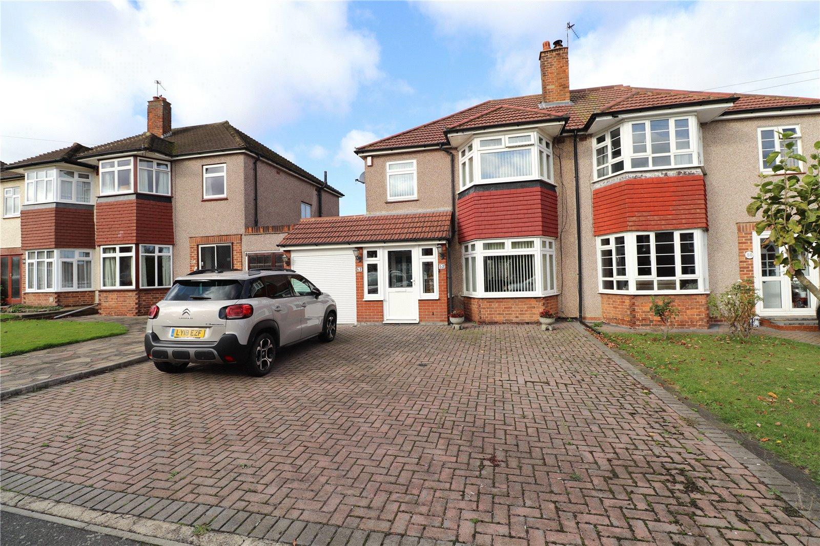 Plaxtol Road, Erith, Kent, DA8