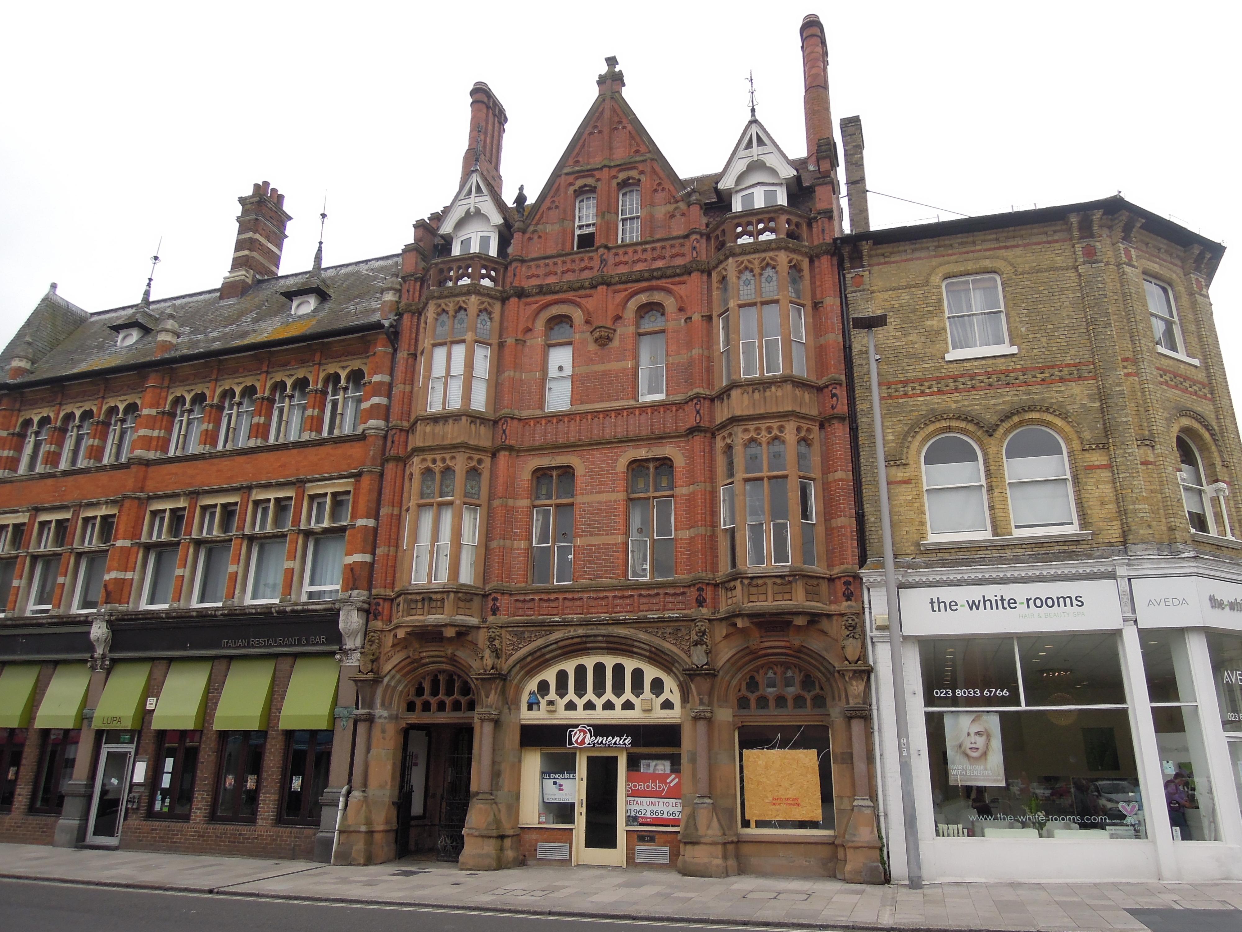 High Street, Southampton SO14
