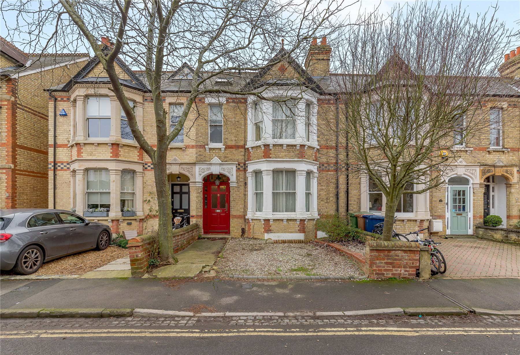 Thorncliffe Road, Summertown, Oxford, OX2