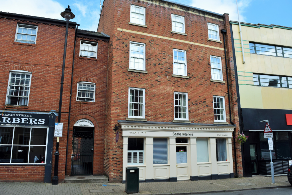 12 Bridge Street, Hereford, Hereford, Herefordshire, HR4 9BQ