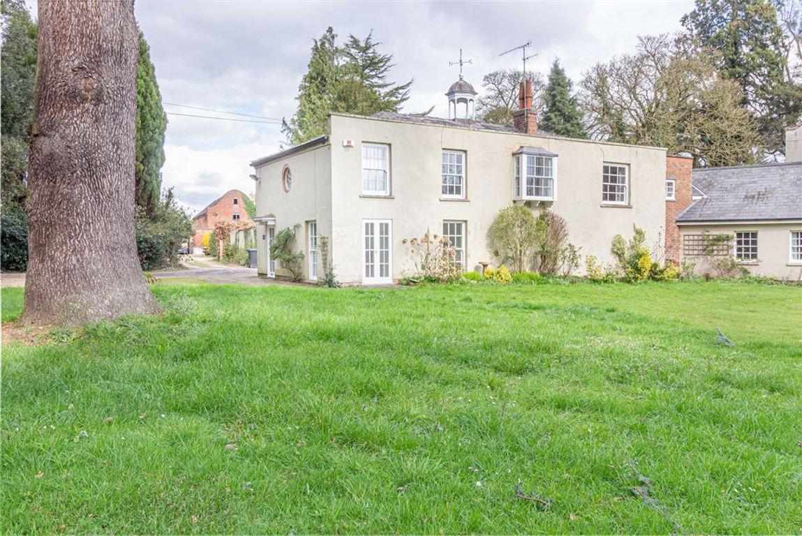 Bevere House, Bevere, Worcester
