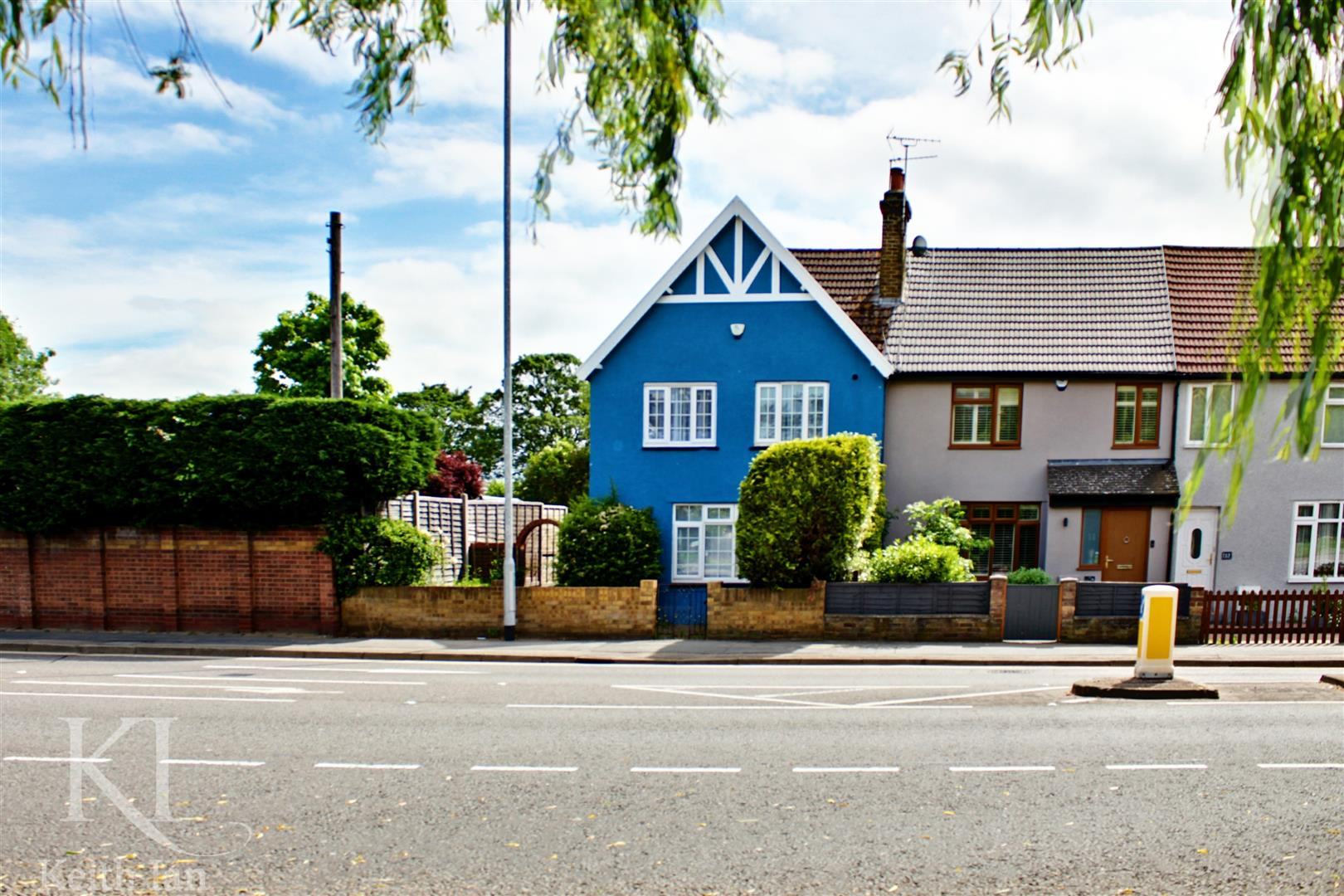 Spring Cottages, High Road, Turnford