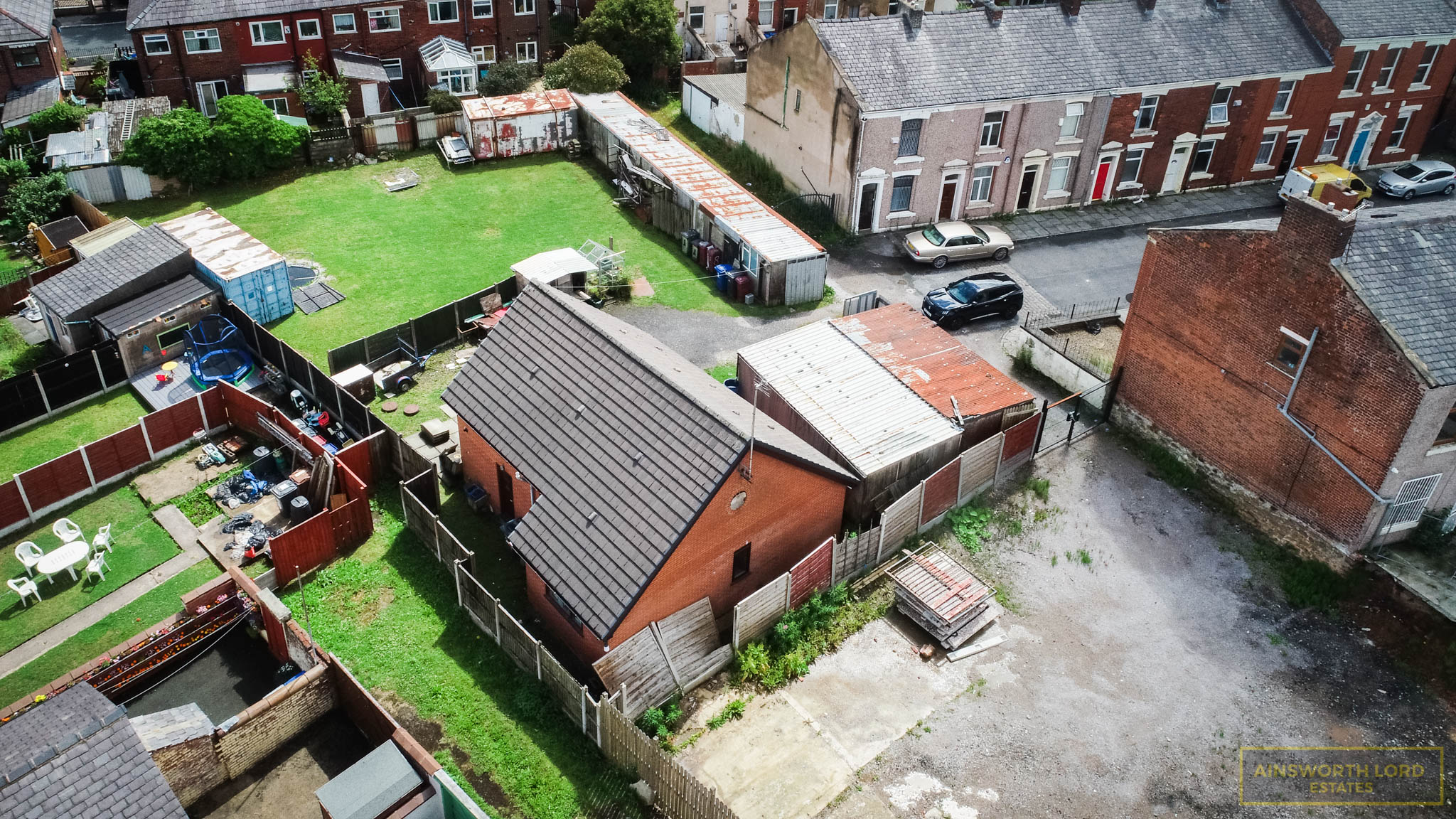 Land and Bunglow, St. James Close, Mill Hill