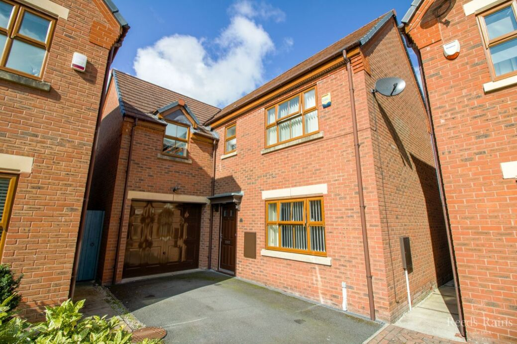 Meadowbank Drive, Little Sutton, Ellesmere Port, CH66