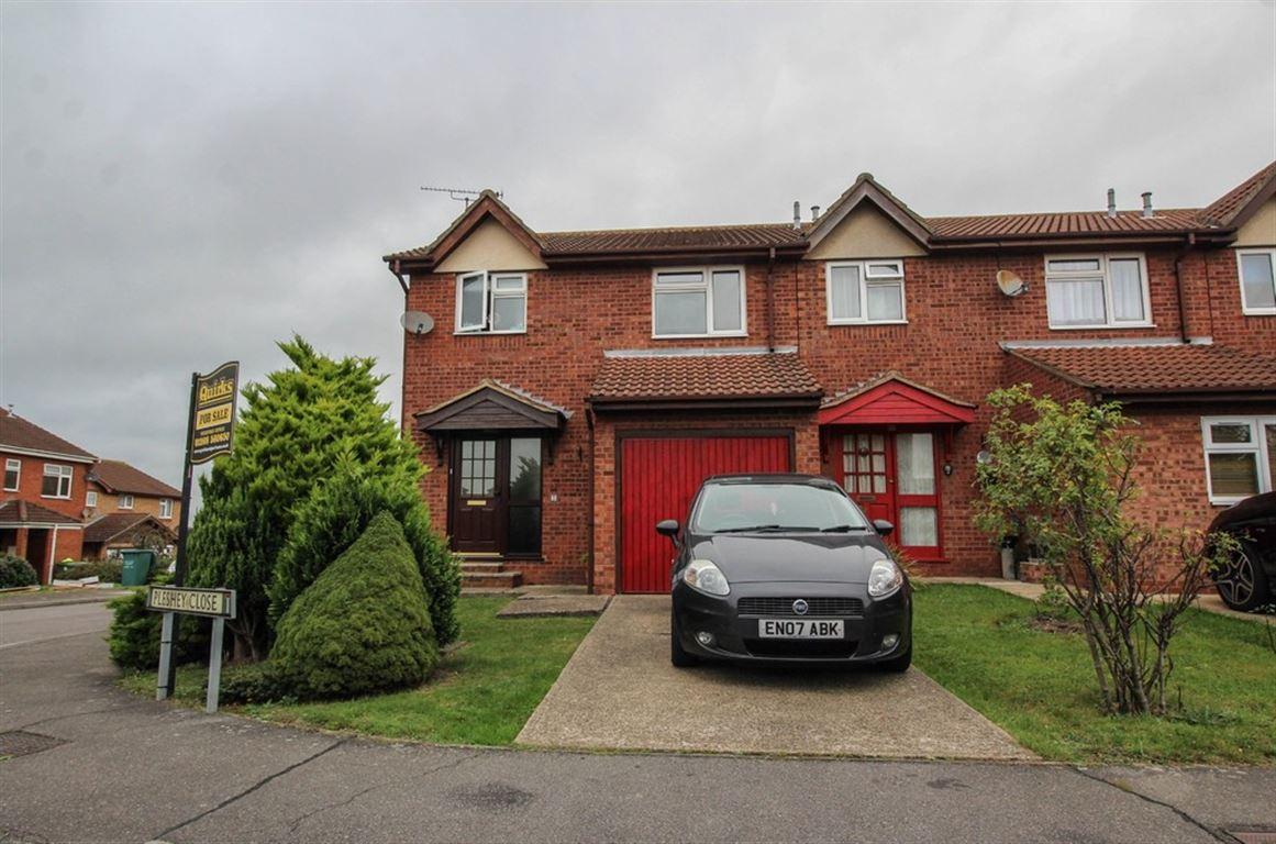 Pleshey Close, Wick Meadows, Wickford, Essex