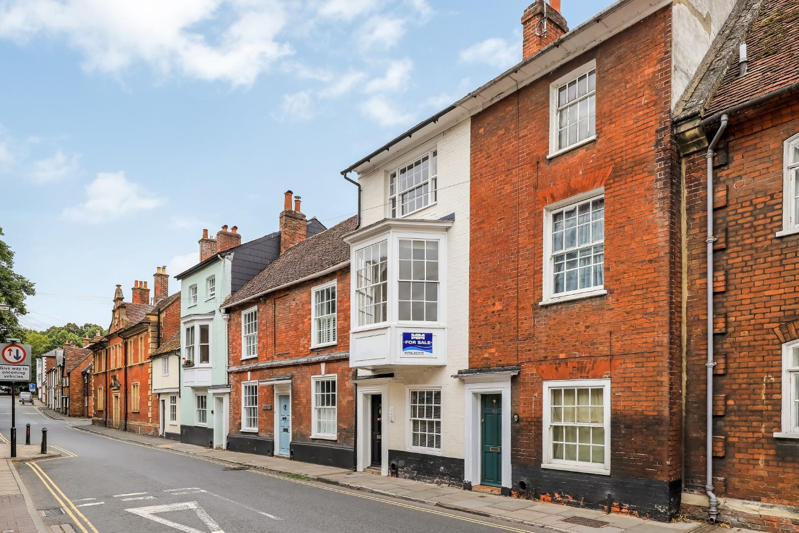 Bedwin Street, Salisbury