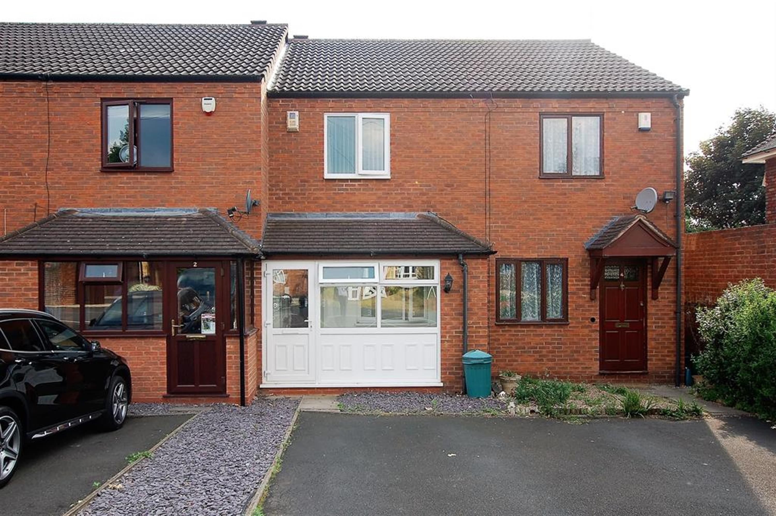 Brookland Mews, George Street, Wordsley, DY8