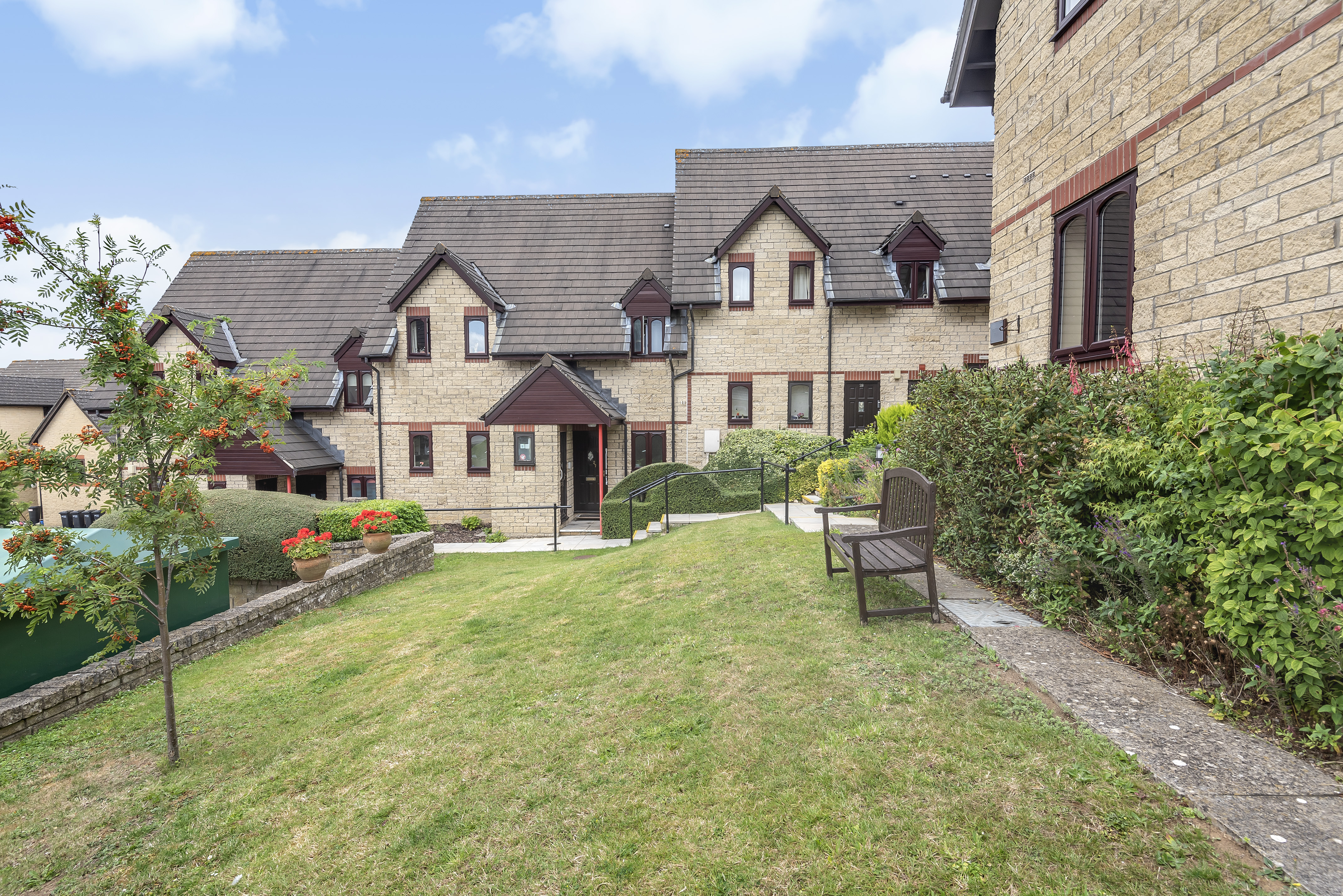Spinners House, Wesley Court, Stroud, GL5