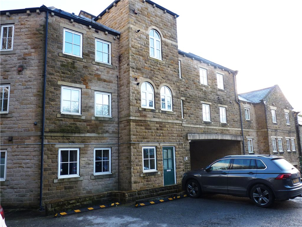 Woodcote Fold, Oakworth, Keighley
