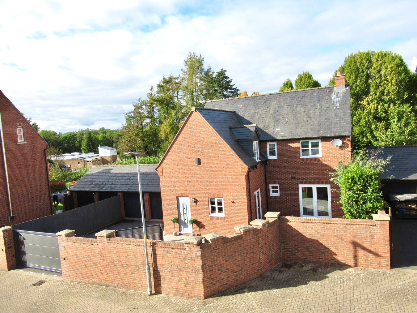 Tippetts Meadow, Kingstone, Hereford, HR2