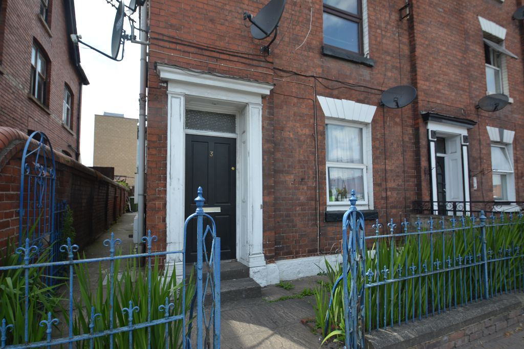 Apartment - Victoria Street, Hereford. HR4