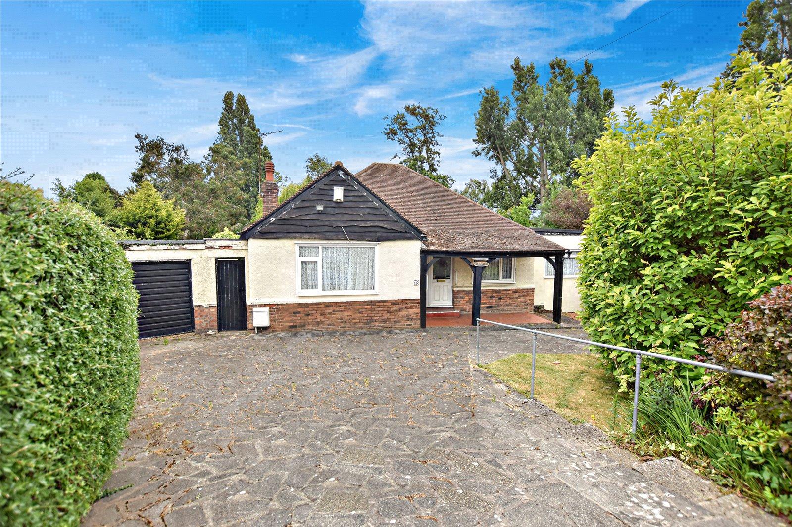 Albany Close, Bexley, Kent, DA5