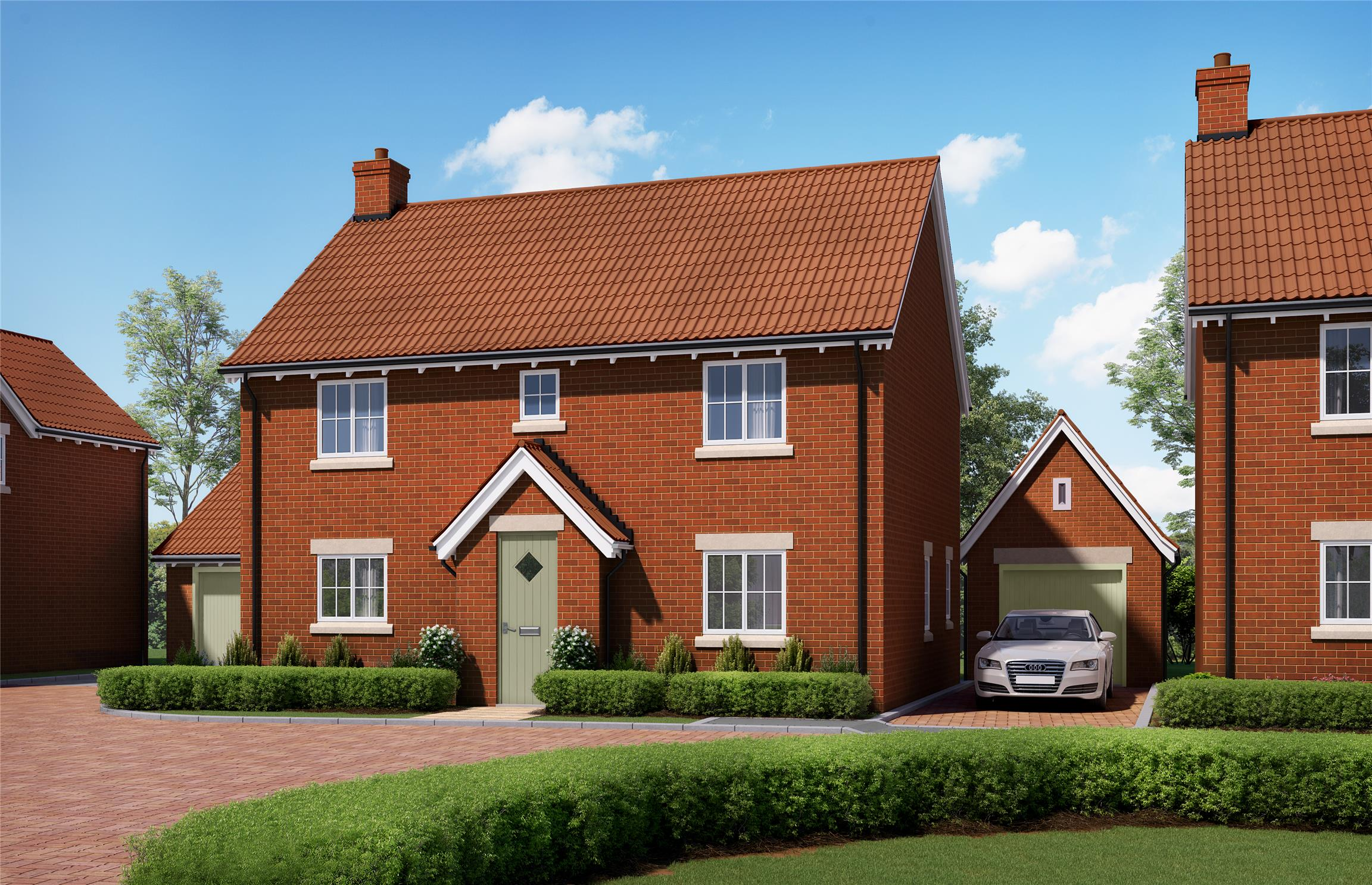 Plot 11, The Dyrham, Harford Place, Rangeworthy BS37