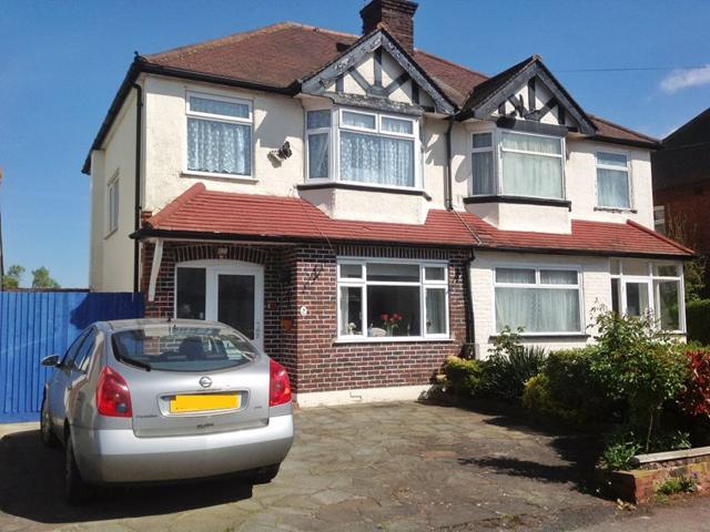 Northcroft Road, Ewell