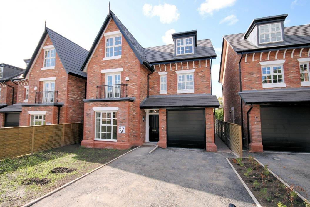 The Ollerton (Plot 9), Middlewich Road, Lower Peover