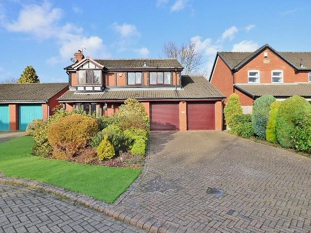 22 Coverdale Close, Great Sankey, Warrington, WA5  3DH
