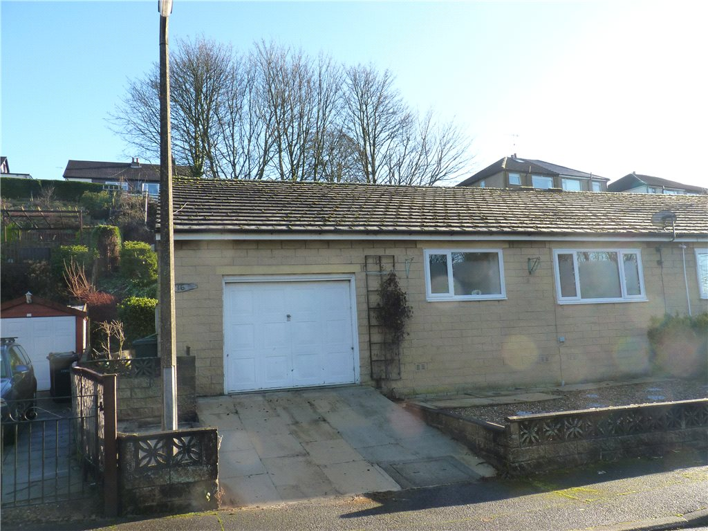 Park Drive Road, Keighley