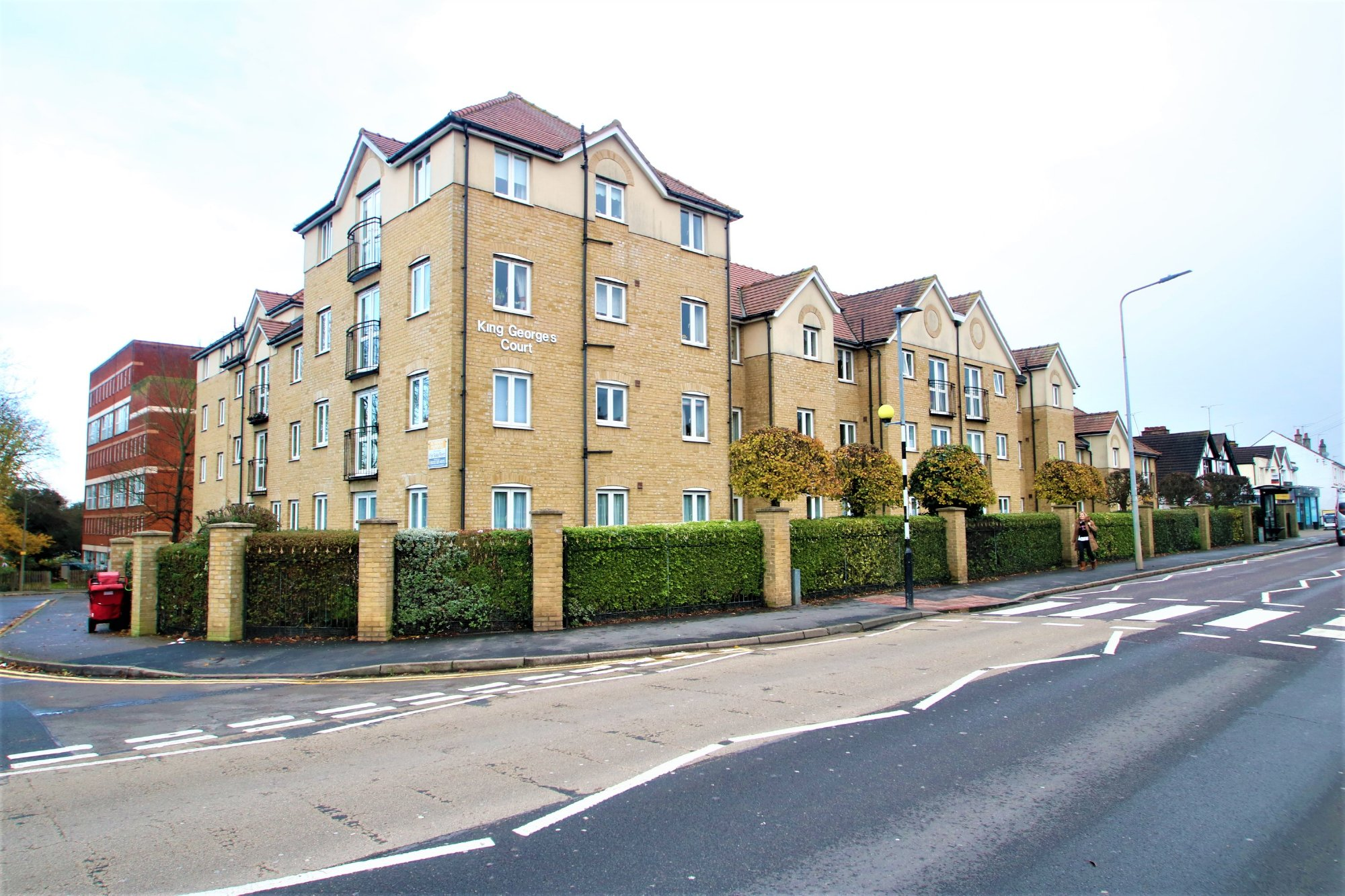 King Georges Court, King Georges Close, Rayleigh