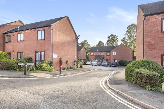Heriotts Court, St. Georges Crescent, Droitwich, WR9