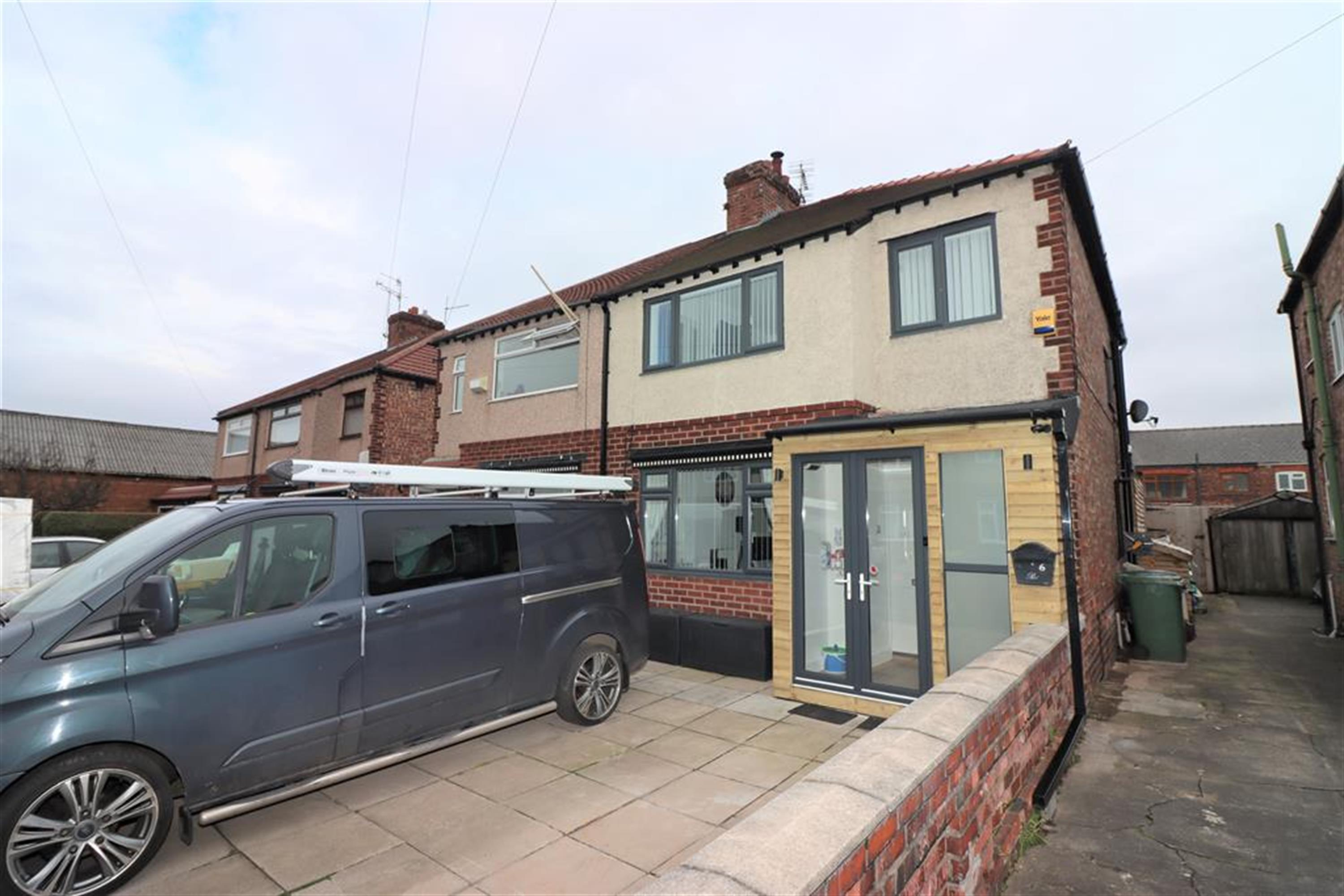 Poulton Hall Road, Wallasey, CH44 5SH