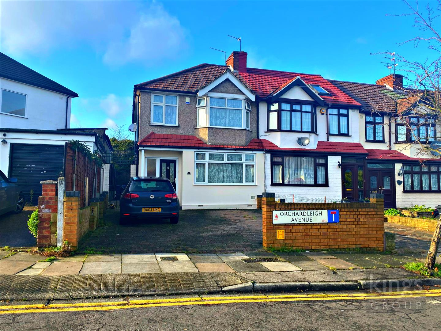 Orchardleigh Avenue, Enfield